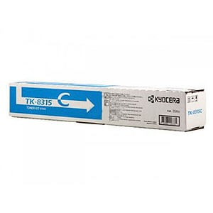 KYOCERA TK - 8315C CYAN TONER CARTRIDGE