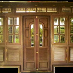 Teak Wood Door India Kerala Kozhikode